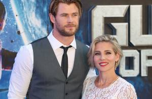Elsa Pataky, Chris Hemsworth, leurs jumeaux et India : Craquants à la plage !