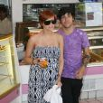 Ashlee Simpson-Wentz et son mari Pete Wentz