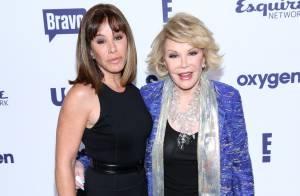 Mort de Joan Rivers : Sa fille Melissa porte plainte, des millions en jeu...