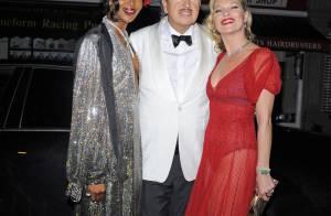 Kate Moss et Kylie Minogue : Duel de bombes à l'anniversaire de Mario Testino