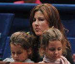Roger Federer : Ses adorables jumelles, fans impuissantes de sa défaite