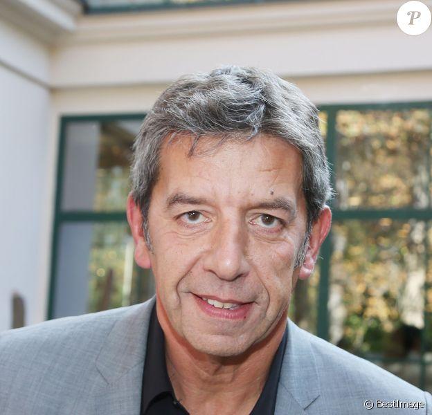 Michel Cymes à Paris, le 10 septembre 2014.10/09/2014 - Paris