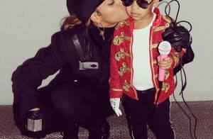 Beyoncé et Blue Ivy : Adorables en Janet et Michael Jackson pour Halloween