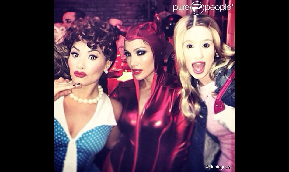 rencontres Divas costumes d'Halloween