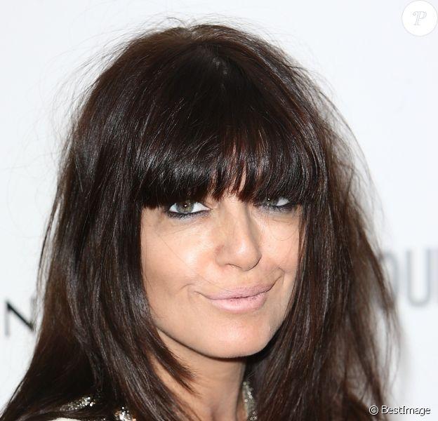 Claudia Winkleman -Soirée Glamour Women of the year 2012, à Londres, le 29 mai 2012