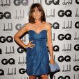 Claudia Winkleman à la soirée GQ Men of the Year Awards à Londres le 8 septembre 2009
