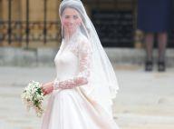 Angelina Jolie, Kate Middleton... : Les plus belles robes de mariée des stars
