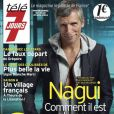 Nagui en couverture de Télé 7 Jours, édition du 15 au 21 novembre 2014