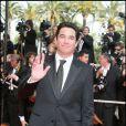 Dean Cain à Cannes, le 18 mai 2008.