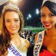 Miss Auvergne, Morgane Laporte  (en compétition pour le titre de Miss France 2015)