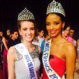 Aurore Peron est Miss Pays de Savoie (en compétition pour le titre de Miss France 2015)