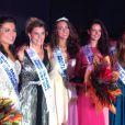 Malaurie Eugènie est Miss Aquitaine (en compétition pour le titre de Miss France 2015)