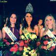 Laura Pelos est Miss Midi-Pyrénées (en compétition pour le titre de Miss France 2015)