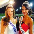 Morgane Laporte est Miss Auvergne (en compétition pour le titre de Miss France 2015)