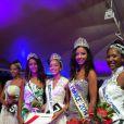 Moëra Michalon est Miss Martinique (en compétition pour le titre de Miss France 2015)