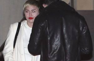 Miley Cyrus et Patrick Schwarzenegger en couple ? Complices pour une soirée ciné