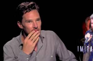 Benedict Cumberbatch révèle ses hallucinants talents d'imitateur...