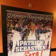 Exclusif - Patrick Sébastien fête ses 40 ans de scène à l'Olympia à Paris, le 14 novembre 2014.