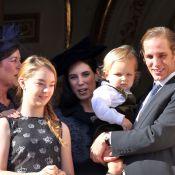 Princesse Caroline : Sacha Casiraghi, 1 an, star de la Fête nationale à Monaco !