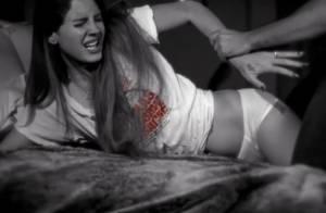 Lana Del Rey violée dans un clip choc : Marilyn Manson nie être impliqué !