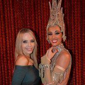 Tonya Kinzinger et Maxime Dereymez, Capucine Anav glamour : Tous au Lido !