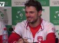 Coupe Davis : Stan Wawrinka 'bourré', Roger Federer et les Suisses ivres de joie