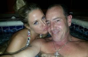 Michael Lohan : Le père de Lindsay s'est remarié avec sa chérie dérangée