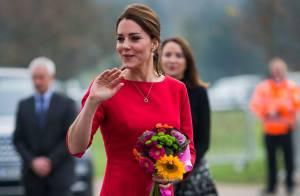Kate Middleton, enceinte : Un baby bump qui se révèle, et de terribles larmes...