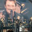 Premier concert des Vieilles Canailles au Palais Ominisports de Paris Bercy, le 5 novembre 2014.