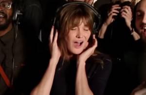 Band Aid 30 : Carla Bruni, Renaud et Vanessa Paradis dévoilent ''Noël est là''