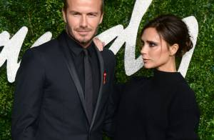 Victoria Beckham : Amoureuse et sacrée aux British Fashion Awards