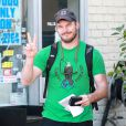 Chris Pratt, à Hollywood, le 20 novembre 2014