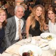 Brittany Wenger, Blake Lively et Karen T. Fondu (présidente de L'Oréal Paris USA) assistent au dîner L'Oréal Paris Women of Worth au Pierre Hotel. New York, le 2 décembre 2014.