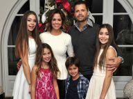 Brooke Burke : Maman radieuse pour un Noël avec David Charvet et les enfants