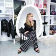 Elle MacPherson assiste à la soirée d'inauguration du nouveau magasin Chrome Hearts, situé dans le Design District. Miami, le 3 décembre 2014.
