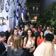 Soirée d'inauguration du nouveau magasin Chrome Hearts, situé dans le Design District. Miami, le 3 décembre 2014.