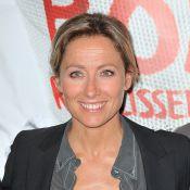 Anne-Sophie Lapix, ''insultée'' sur Twitter : ''On en prend plein la figure''