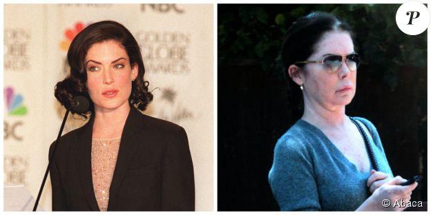 Lara Flynn Boyle en 2000 et en 2014. ©Abaca Press
