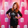 """Exclusif - Ariane Brodier - Soirée de lancement de """"Deconne Cheese"""", une nouvelle chaîne d'humour lancée sur internet, au restaurant """"le Floors"""" à Paris, le 10 décembre 2014."""