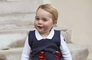 Prince George, nouveaux portraits : Le fils de Kate et William trop craquant !