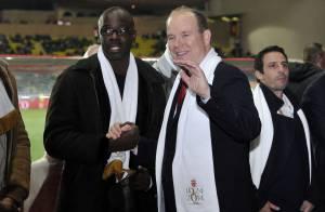 Albert II de Monaco : Papa aux anges, il célèbre avec Barthez, Thuram, Giuly...