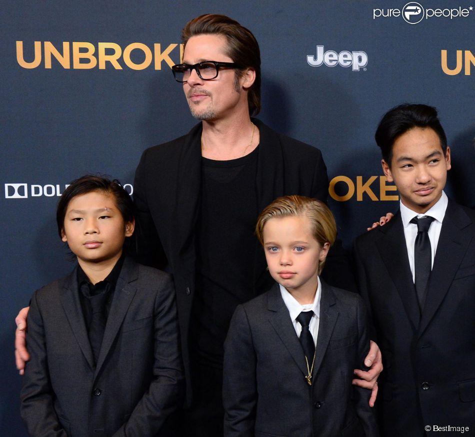 Shiloh Jolie-Pitt, 8 ans, portrait craché de ses parents