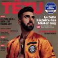 Magazine Têtu, en kiosques le 17 décembre 2014.