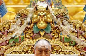 Le Dalaï Lama : toujours des inquiétudes pour sa santé...