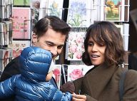 Halle Berry et Olivier Martinez : Balade à Paris avec leur adorable fils