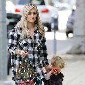 Hilary Duff : Un Noël en famille avec son fils Luca et son ex-mari