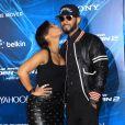 Alicia Keys et Swizz Beatz à New York. Le 24 avril 2014.