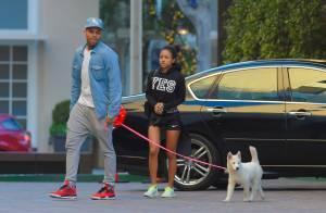Chris Brown et Karrueche Tran : De nouveau en couple... et même fiancés ?