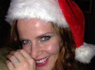 Rebecca Mader (Lost, Once Upon A Time) s'est fiancée et exhibe sa superbe bague