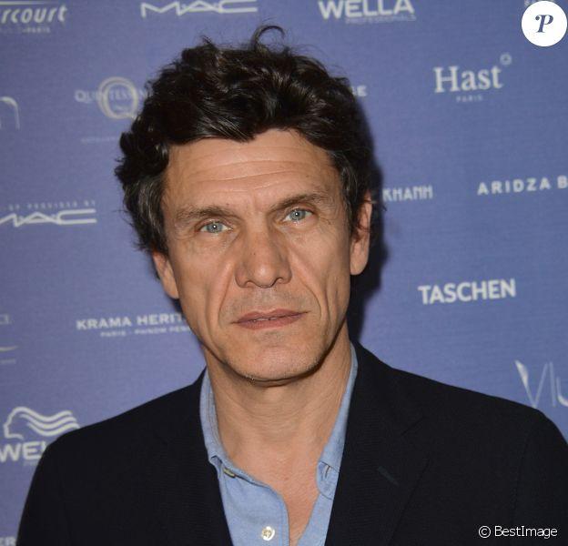 Exclusif - Marc Lavoine lors du 3e Champs-Elysées Film Festival à Paris, le 13 juin 2014.
